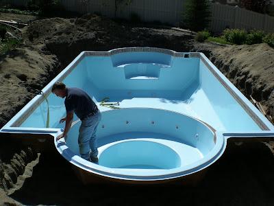 Blue Water Pools And Spa Caesars Palace Fiberglass Pool