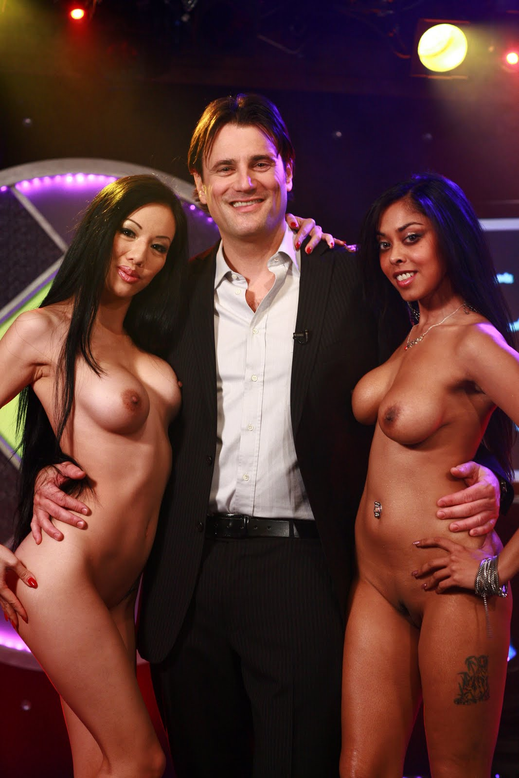 Nude girls on howard stern show