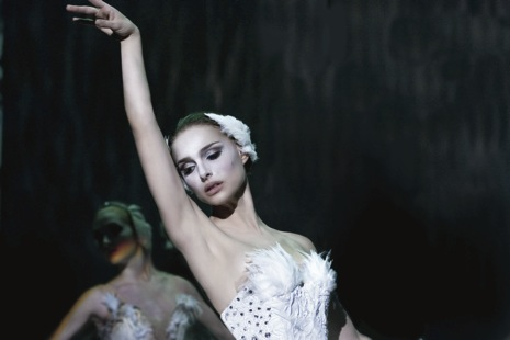 In Black Swan we meet ballerina Nina Sayers (Natalie Portman), a mid-career