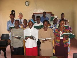 Kilili Choir Practice