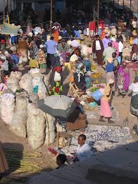 Nunguni  Market Day