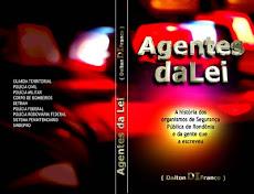 CAPA DO LIVRO AGENTES DA LEI