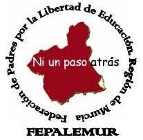 FEPALEMUR Federación de Padres por la Libertad de Educación en la Región de Murcia