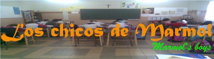 """VISITA """"LOS CHICOS DE MARMOL"""""""