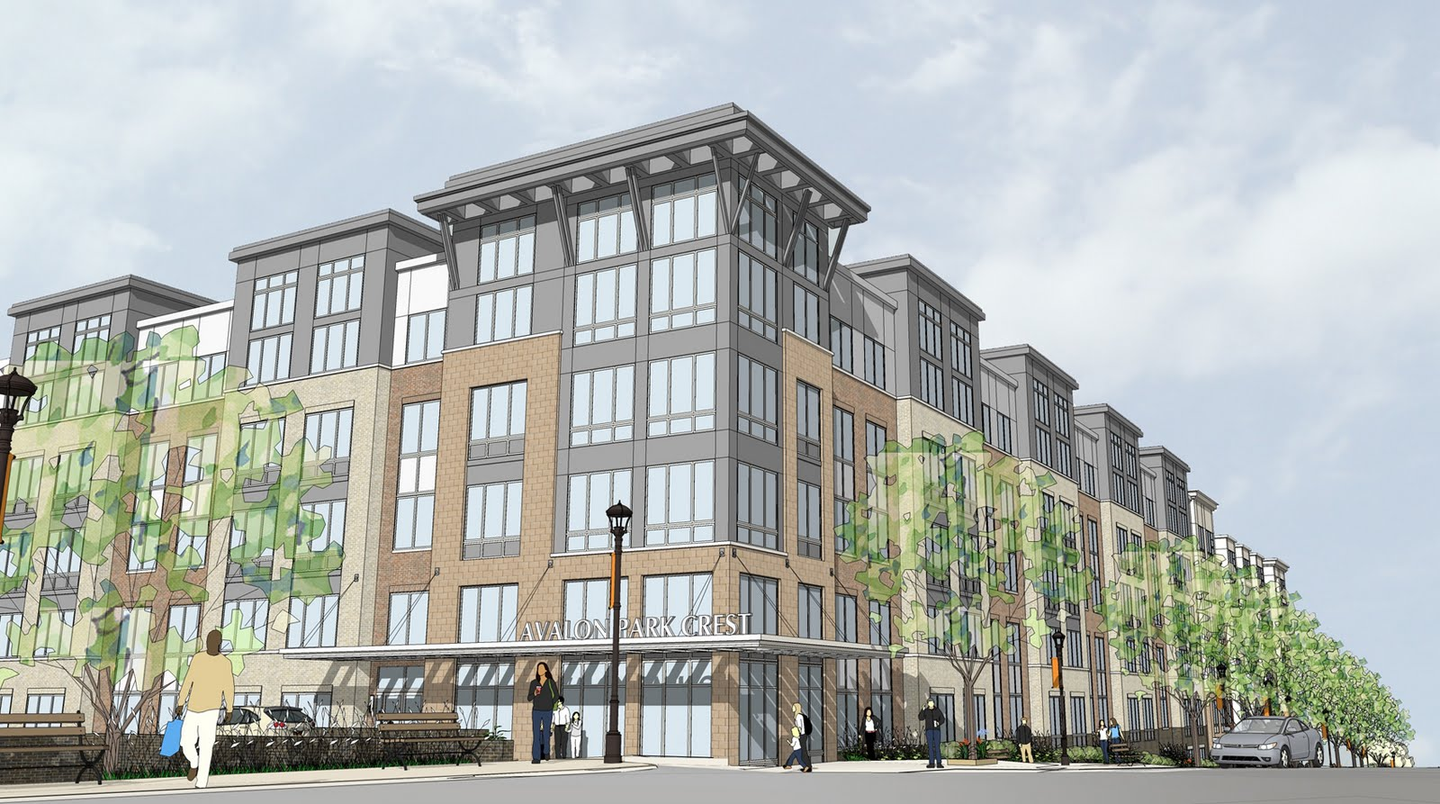 Construction On Tysons Corner Apartment Building To Start Next Month