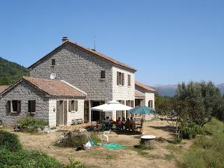 Corse du sud deux chambres d 39 h tes incontournables - Chambre d hote corse du sud pas cher ...