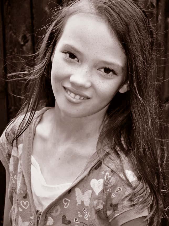 Child Model Top 100 2011