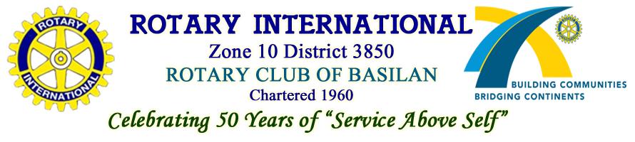 ROTARY CLUB OF BASILAN