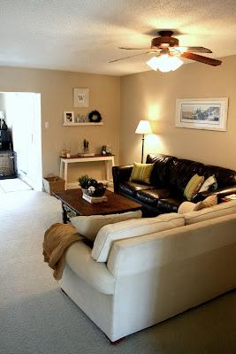Http Thevirginiahouse Blogspot Com 2010 03 My Living Room Redo On Budget Html