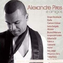 cd Alexandre Pires e Amigos 2010