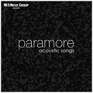 cd Paramore - Acoustic Songs 2010