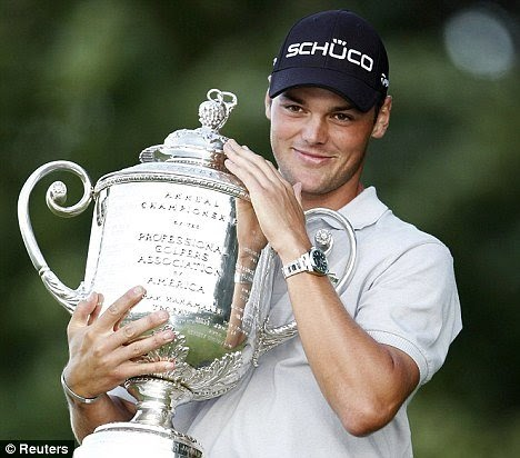 from Ari is martin kaymer gay