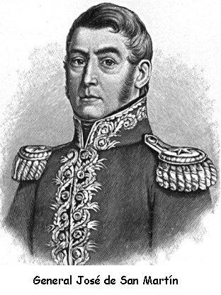 Francisco San Martin. José Francisco San Martín