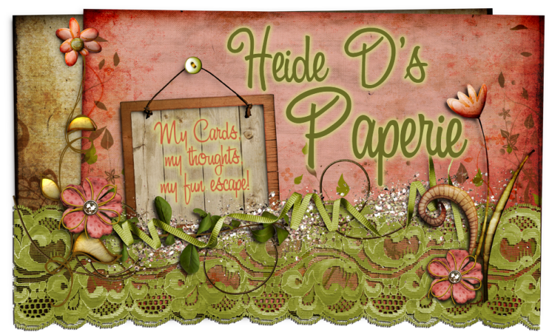 Heide D's Paperie