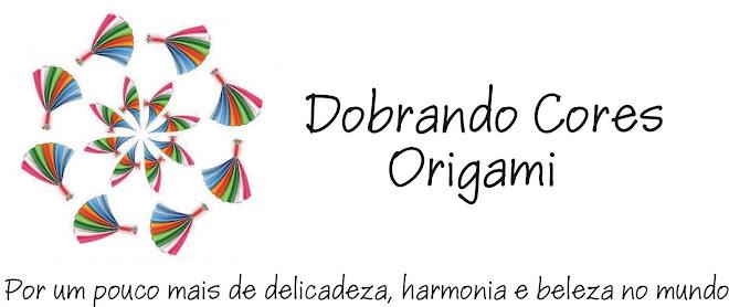 DOBRANDO CORES / ORIGAMI
