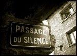 Passge du Silence♥•