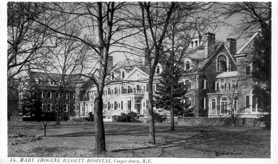 Mary Imogene Bassett hospital