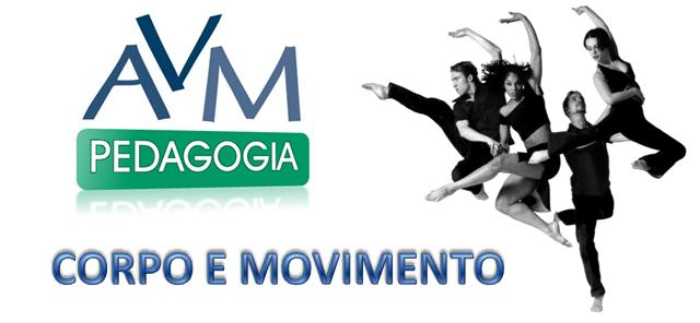 Corpo e Movimento - AVM Faculdade Integrada