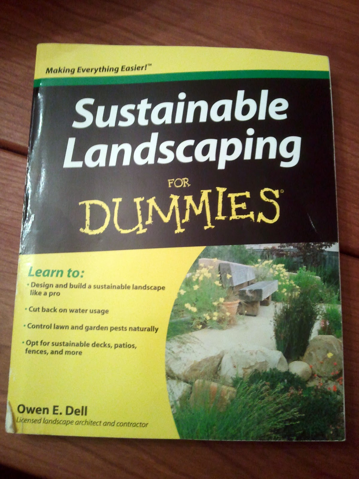 Gardening in the boroughs of nyc sustainable landscaping for Landscaping for dummies