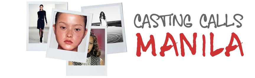 Casting Calls Manila