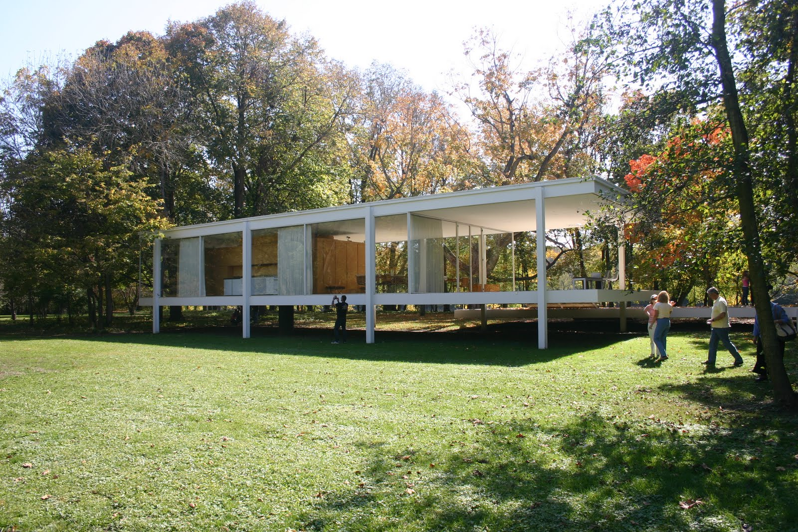 Preserve Restore Farnsworth House