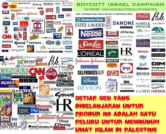 american produk yang di boikot Mcdonald's, kfc, a&w, dan produk lainnya masih tenang mengeruk uang rakyat indonesia bagaimana di negara lainpara ulama hamas, al ikhwanul muslimin dan berbagai organisasi perjuangan.