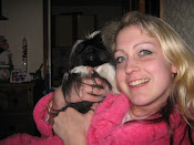 Me and my oldest Guinea pig