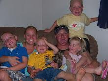 Crazy nieces and nephews!