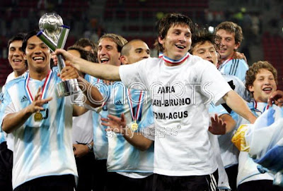 """Lionel """"la pulga"""" Messi, el post que merece"""