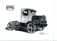 1925 GMC