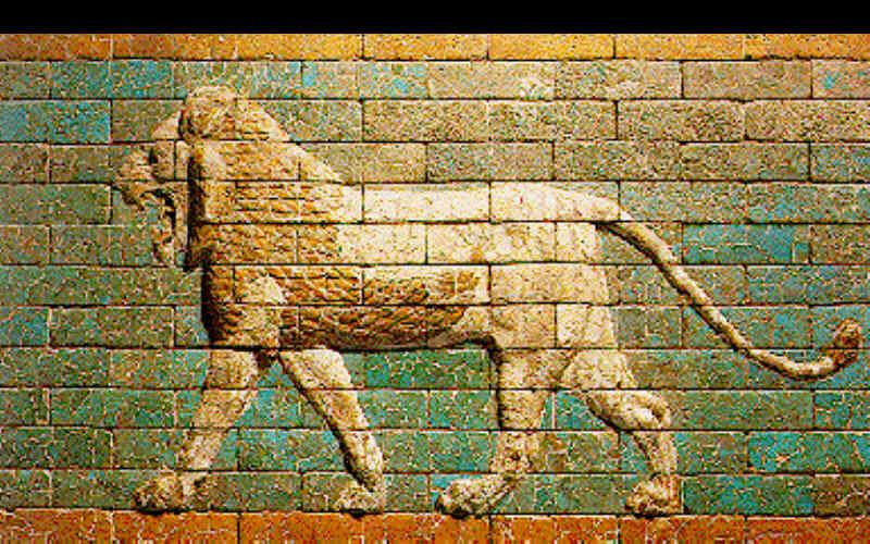 2ºD Guillermo Sociales.: Imagenes de Mesopotamia