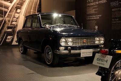 トヨタ博物館,ダットサン ブルーバード,1965年