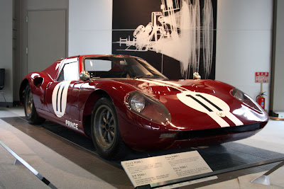 トヨタ博物館,ニッサン R380-Ⅰ,1966年