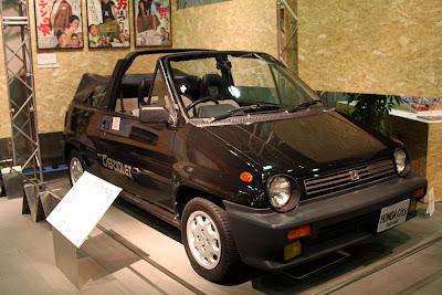 トヨタ博物館,ホンダ シティ・カブリオレ,1986年