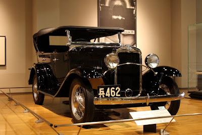 トヨタ博物館,シボレー フェートン