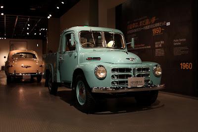 トヨタ博物館,トヨタ sg型トラック