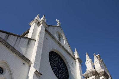 明治村「聖ザビエル天主堂」