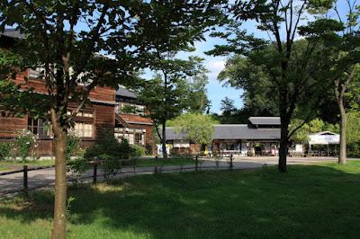 日本昭和村,やまびこ学校