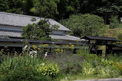 代官所陣屋跡,日本大正村