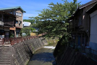 用水路,日本大正村