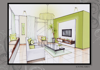 Condominium Unit Interior Design at East Coast, Singapore