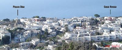 The view on Anacapri
