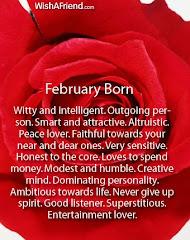 Fab Februarian! =P
