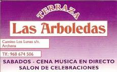 TERRAZA ARBOLEDAS