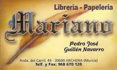 LIBRERIA MARIANO