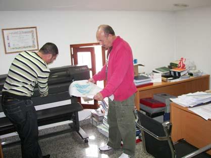 Archena archena con el convenio con la de valencia son for Convenio oficinas y despachos alicante
