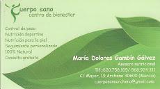 CUERPO SANO (Dietista)