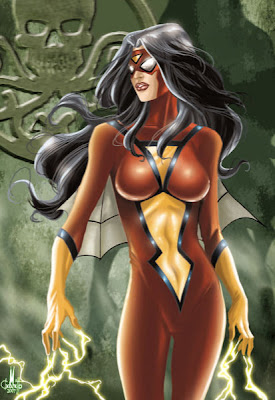Part 14 / 8 413px-Spider_Woman_%2528by_Marco_Checchetto%2529