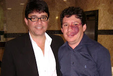 Ramiro Grossi com o Deputado Federal Reginaldo Lopes.