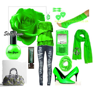LIME GREEN...IS SIREEN